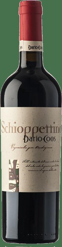 21,95 € | Red wine Coos I.G.T. Friuli-Venezia Giulia Friuli-Venezia Giulia Italy Schioppettino Bottle 75 cl