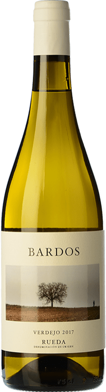 8,95 € Envoi gratuit | Vin blanc Bardos Ars Romántica Joven D.O. Rueda Castille et Leon Espagne Verdejo Bouteille 75 cl