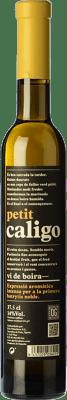 18,95 € Envoi gratuit | Vin doux DG Petit Caligo D.O. Penedès Catalogne Espagne Chardonnay, Sauvignon Blanc Demi Bouteille 37 cl