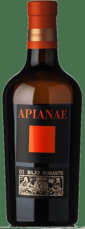 22,95 € Free Shipping | Sweet wine Majo Norante Apianae D.O.C. Molise Molise Italy Muscatel Reale Bottle 75 cl