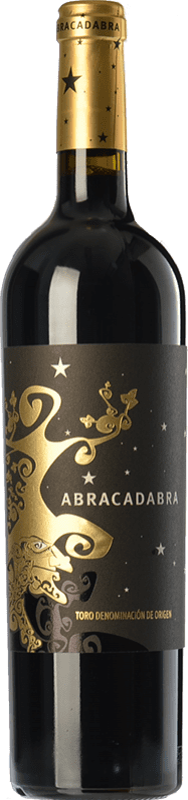Envio grátis | Vinho tinto Divina Proporción Abracadabra Crianza 2014 D.O. Toro Castela e Leão Espanha Tinta de Toro Garrafa 75 cl