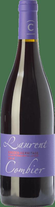 24,95 € Free Shipping | Red wine Domaine Combier Cuvée Laurent Combier Joven A.O.C. Crozes-Hermitage Rhône France Syrah Bottle 75 cl