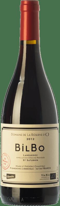 18,95 € Free Shipping | Red wine Réserve d'O Marie et Frédéric Chauffray Bilbo Joven I.G.P. Vin de Pays Languedoc Languedoc France Syrah, Grenache, Cinsault Bottle 75 cl
