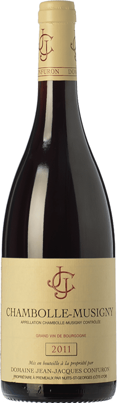 71,95 € Free Shipping | Red wine Confuron Chambolle-Musigny Crianza A.O.C. Bourgogne Burgundy France Pinot Black Bottle 75 cl