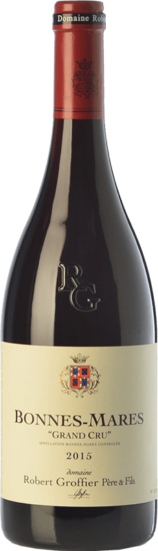 359,95 € Free Shipping | Red wine Robert Groffier Grand Cru Crianza A.O.C. Bonnes-Mares Burgundy France Pinot Black Bottle 75 cl