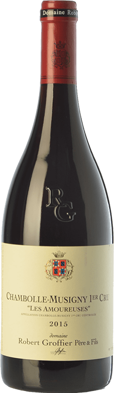 359,95 € Free Shipping | Red wine Robert Groffier Les Amoureuses Crianza A.O.C. Chambolle-Musigny Burgundy France Pinot Black Bottle 75 cl