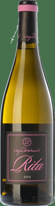23,95 € Envoi gratuit | Vin blanc Domènech Rita Crianza D.O. Montsant Catalogne Espagne Grenache Blanc, Macabeo Bouteille 75 cl