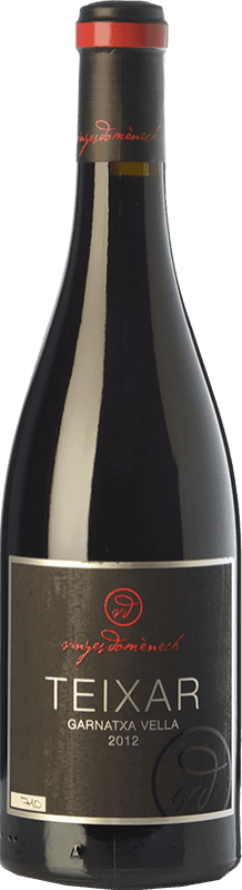 53,95 € Free Shipping | Red wine Domènech Teixar Crianza D.O. Montsant Catalonia Spain Grenache Hairy Bottle 75 cl