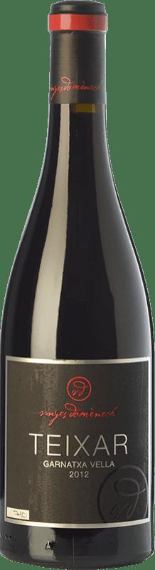 53,95 € Envoi gratuit | Vin rouge Domènech Teixar Crianza D.O. Montsant Catalogne Espagne Grenache Poilu Bouteille 75 cl