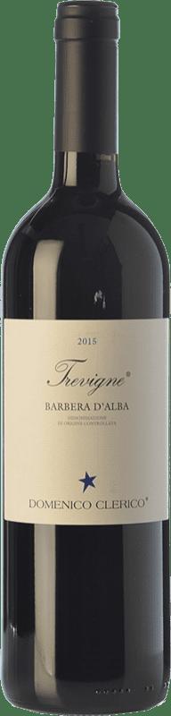 22,95 € | Red wine Domenico Clerico Trevigne D.O.C. Barbera d'Alba Piemonte Italy Barbera Bottle 75 cl