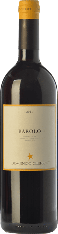 57,95 € | Red wine Domenico Clerico D.O.C.G. Barolo Piemonte Italy Nebbiolo Bottle 75 cl
