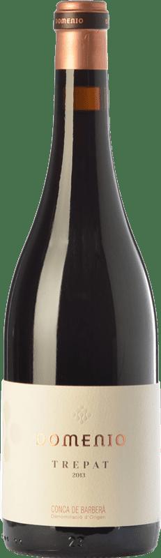 15,95 € Free Shipping | Red wine Domenys Domenio Joven D.O. Conca de Barberà Catalonia Spain Trepat Bottle 75 cl