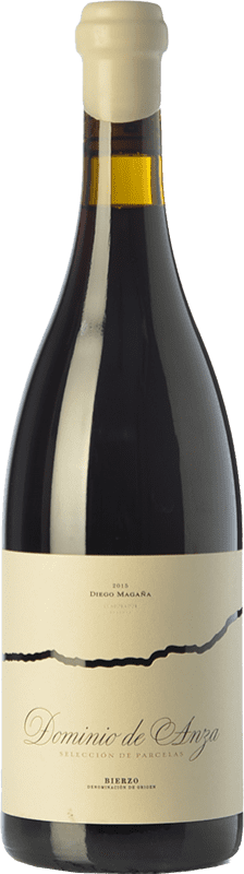 22,95 € Free Shipping | Red wine Dominio de Anza Selección de Parcelas Joven D.O. Bierzo Castilla y León Spain Grenache, Mencía, Sousón Bottle 75 cl