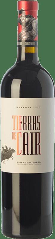 42,95 € Envoi gratuit | Vin rouge Dominio de Cair Tierras de Cair Reserva D.O. Ribera del Duero Castille et Leon Espagne Tempranillo Bouteille 75 cl