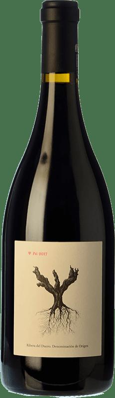185,95 € Free Shipping | Red wine Dominio de Pingus PSI Crianza D.O. Ribera del Duero Castilla y León Spain Tempranillo Jéroboam Bottle-Double Magnum 3 L