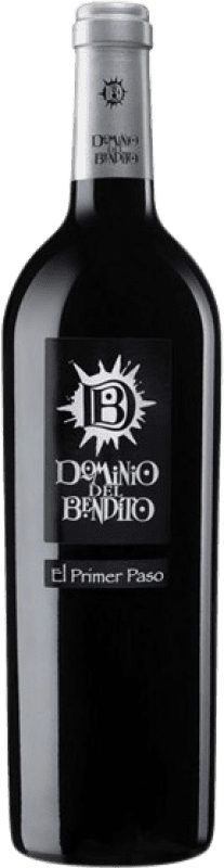 14,95 € Envoi gratuit | Vin rouge Dominio del Bendito El Primer Paso Joven D.O. Toro Castille et Leon Espagne Tinta de Toro Bouteille 75 cl
