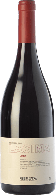 35,95 € | Red wine Dominio do Bibei Lacima Reserva D.O. Ribeira Sacra Galicia Spain Mencía Bottle 75 cl