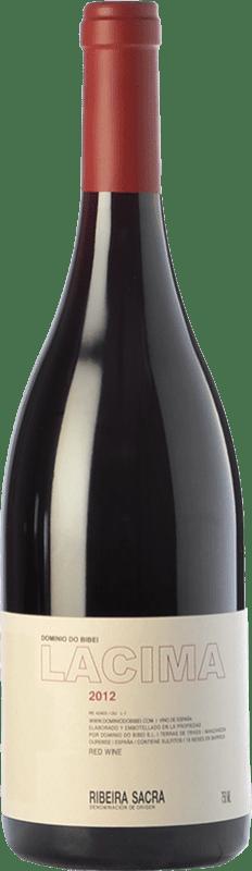 44,95 € Envoi gratuit | Vin rouge Dominio do Bibei Lacima Reserva D.O. Ribeira Sacra Galice Espagne Mencía Bouteille 75 cl