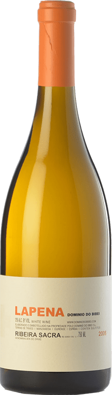 42,95 € | White wine Dominio do Bibei Lapena Crianza D.O. Ribeira Sacra Galicia Spain Godello Bottle 75 cl