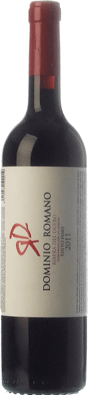 21,95 € Free Shipping | Red wine Dominio Romano Crianza D.O. Ribera del Duero Castilla y León Spain Tempranillo Bottle 75 cl