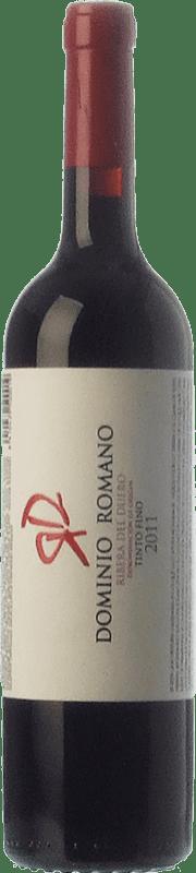 21,95 € | Red wine Dominio Romano Crianza D.O. Ribera del Duero Castilla y León Spain Tempranillo Bottle 75 cl
