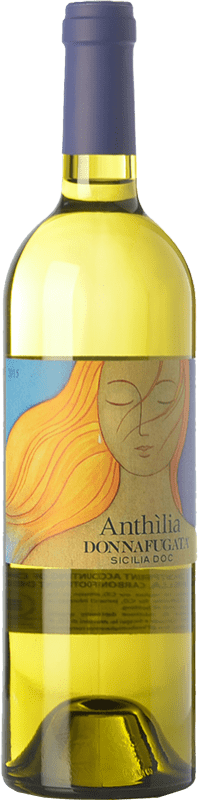 11,95 € Free Shipping | White wine Donnafugata Anthilia I.G.T. Terre Siciliane Sicily Italy Catarratto Bottle 75 cl
