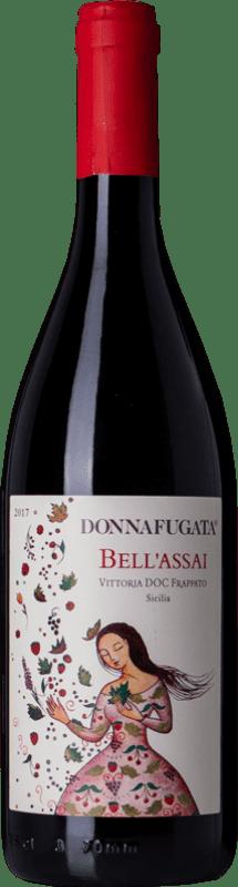19,95 € Free Shipping | Red wine Donnafugata de Vittoria Bell'Assai D.O.C. Vittoria Sicily Italy Frappato Bottle 75 cl