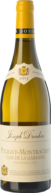 111,95 € | White wine Drouhin Clos de La Garenne Crianza A.O.C. Puligny-Montrachet Burgundy France Chardonnay Bottle 75 cl