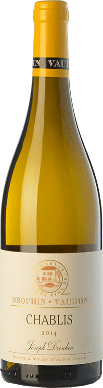 25,95 € Free Shipping | White wine Drouhin A.O.C. Chablis Burgundy France Chardonnay Bottle 75 cl