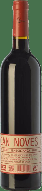 11,95 € | Red wine Eccociwine Can Noves Joven Spain Merlot, Cabernet Franc, Petit Verdot Bottle 75 cl