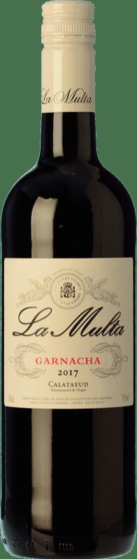 8,95 € Envoi gratuit   Vin rouge El Escocés Volante La Multa Old Vine Joven D.O. Calatayud Aragon Espagne Grenache Bouteille 75 cl