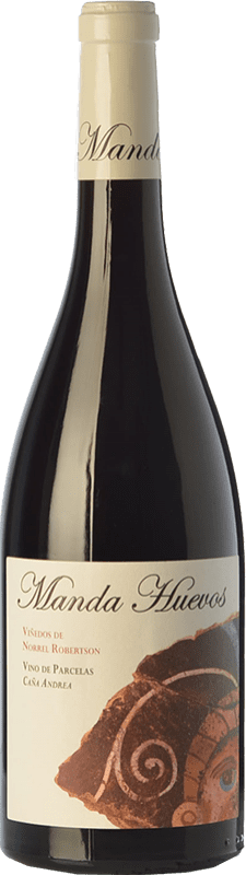 24,95 € | Red wine El Escocés Volante Manda Huevos Joven Spain Grenache, Bobal, Grenache White, Moristel Bottle 75 cl