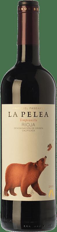 8,95 € Envoi gratuit   Vin rouge El Paseante La Pelea Crianza D.O.Ca. Rioja La Rioja Espagne Tempranillo Bouteille 75 cl