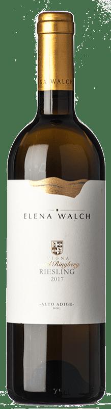 24,95 € | White wine Elena Walch Castel Ringberg D.O.C. Alto Adige Trentino-Alto Adige Italy Riesling Bottle 75 cl