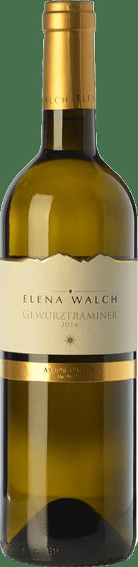 19,95 € | White wine Elena Walch D.O.C. Alto Adige Trentino-Alto Adige Italy Gewürztraminer Bottle 75 cl