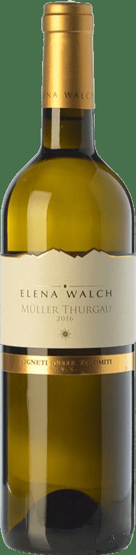 11,95 € | White wine Elena Walch D.O.C. Alto Adige Trentino-Alto Adige Italy Müller-Thurgau Bottle 75 cl