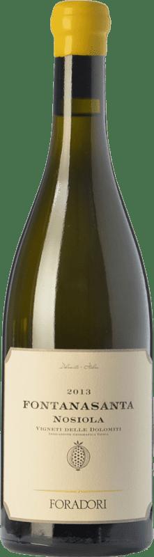 29,95 € 免费送货 | 白酒 Foradori Fontanasanta I.G.T. Vigneti delle Dolomiti 特伦蒂诺 意大利 Nosiola 瓶子 75 cl