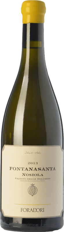 29,95 € Envoi gratuit | Vin blanc Foradori Fontanasanta I.G.T. Vigneti delle Dolomiti Trentin Italie Nosiola Bouteille 75 cl