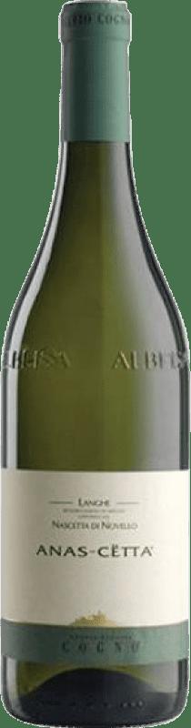 19,95 € | White wine Elvio Cogno Anas-Cetta D.O.C. Langhe Piemonte Italy Nascetta Bottle 75 cl