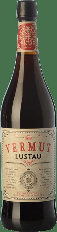15,95 € | Vermouth Lustau Rojo Sanlucar de Barrameda Spain Bottle 75 cl