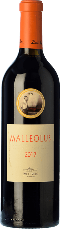31,95 € Free Shipping | Red wine Emilio Moro Malleolus Crianza D.O. Ribera del Duero Castilla y León Spain Tempranillo Bottle 75 cl