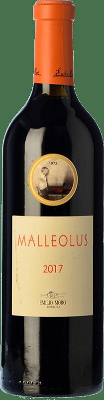 77,95 € | Red wine Emilio Moro Malleolus Crianza D.O. Ribera del Duero Castilla y León Spain Tempranillo Magnum Bottle 1,5 L