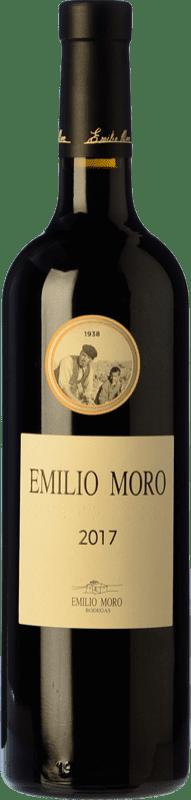 54,95 € | Red wine Emilio Moro Crianza D.O. Ribera del Duero Castilla y León Spain Tempranillo Magnum Bottle 1,5 L