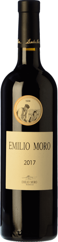 45,95 € Envoi gratuit | Vin rouge Emilio Moro Crianza D.O. Ribera del Duero Castille et Leon Espagne Tempranillo Bouteille Magnum 1,5 L