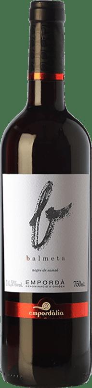 11,95 € Free Shipping | Red wine Empordàlia Balmeta Joven D.O. Empordà Catalonia Spain Grenache Bottle 75 cl
