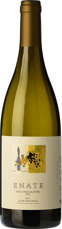 21,95 € | White wine Enate 234 D.O. Somontano Aragon Spain Chardonnay Magnum Bottle 1,5 L
