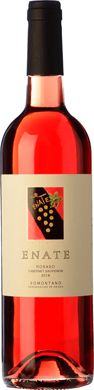 8,95 € Envoi gratuit | Vin rose Enate Joven D.O. Somontano Aragon Espagne Cabernet Sauvignon Bouteille 75 cl