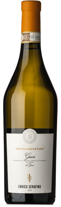 11,95 € | White wine Enrico Serafino D.O.C.G. Cortese di Gavi Piemonte Italy Cortese Bottle 75 cl