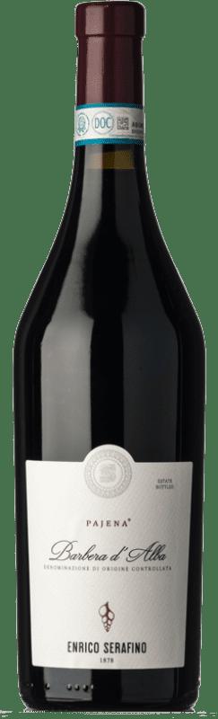 13,95 € | Red wine Enrico Serafino D.O.C. Barbera d'Alba Piemonte Italy Barbera Bottle 75 cl