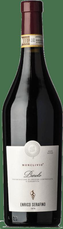 46,95 € | Red wine Enrico Serafino D.O.C.G. Barolo Piemonte Italy Nebbiolo Bottle 75 cl